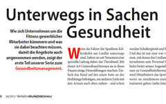 Kellershohn Zeitungsausschnitt