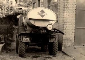 Kellershohn Tankwagen 1961